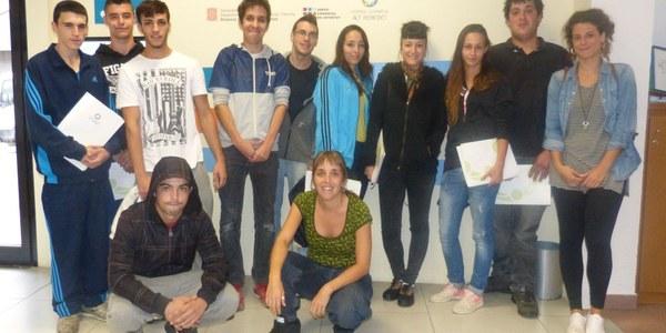 """15 JOVES EN SITUACIÓ D'ATUR PARTICIPEN DES D'AVUI EN LA SEGONA EDICIÓ DEL PROJECTE """"FORMA'T"""""""