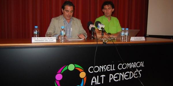 """""""El Pacte de Govern del Consell Comarcal té una salut de ferro"""""""