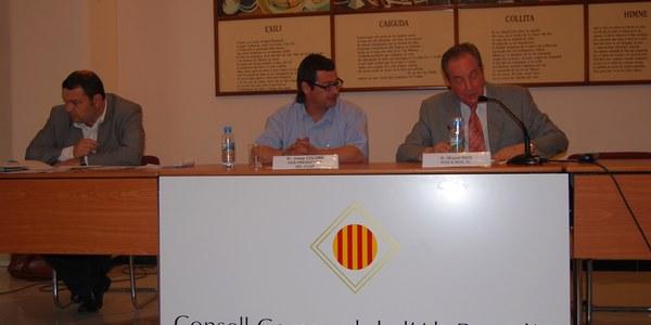 35 empreses vitivinícoles del Penedès van assistir al Seminari sobre gestió de costos en cellers i caves