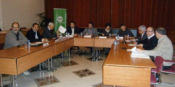 """Acord marc de col·laboració del projecte """"Biomassa social al Penedès"""""""