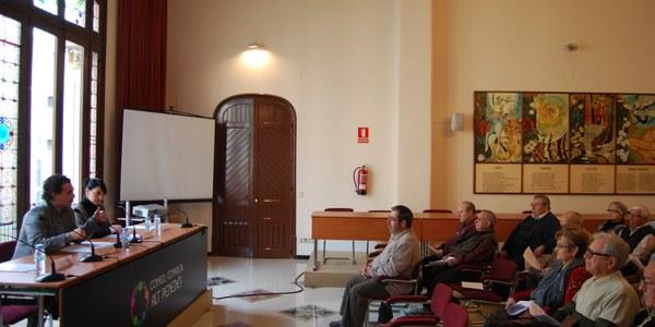 Assemblea General del Consell de la Gent Gran de l'Alt Penedès