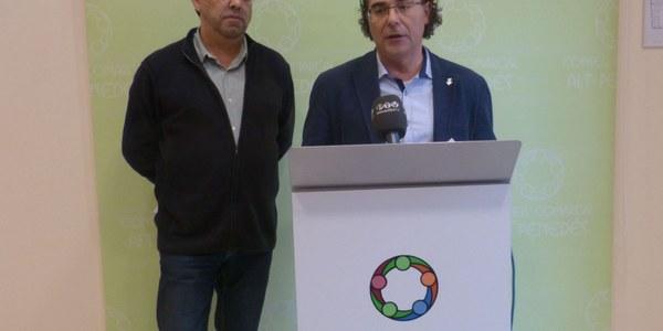CANVIS EN EL GOVERN DEL CONSELL COMARCAL DE L'ALT PENEDÈS