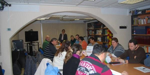 COMENCEN AL CONSELL COMARCAL DE L'ALT PENEDÈS 2 CURSOS DE FORMACIÓ PER A PERSONES EN SITUACIÓ D'ATUR