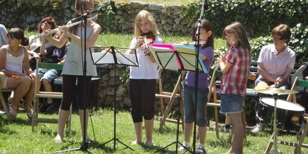 Concert de Santa Cecília de l'Escola de Música de l'Alt Penedès