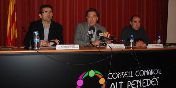 EL CONSELL COMARCAL APOSTA PER MANTENIR EL TRANSPORT ESCOLAR NO OBLIGATORI DURANT EL CURS 2012-2013