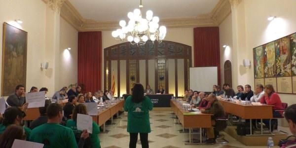 El CONSELL COMARCAL DE L'ALT PENEDÈS DEMANA SANCIONS PER ALS IMMOBLES DESOCUPATS PROPIETAT D'ENTITATS FINANCERES