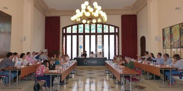 El CONSELL COMARCAL DE L'ALT PENEDÈS DEMANA UN TORN D'OFICI A VILAFRANCA PER A MALTRACTAMENTS A LA GENT GRAN