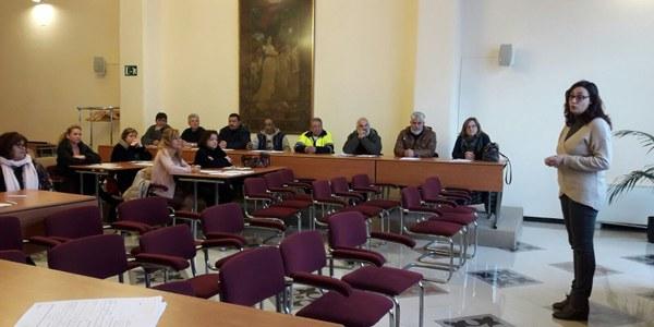 """EL CONSELL COMARCAL DE L'ALT PENEDÈS POSA EN MARXA EL PROGRAMA """"TREBALL I FORMACIÓ"""""""