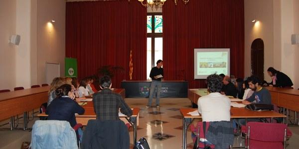 El Consell Comarcal de l'Alt Penedès va organitzar unes jornades de coaching per al personal tècnic i directiu de les empreses