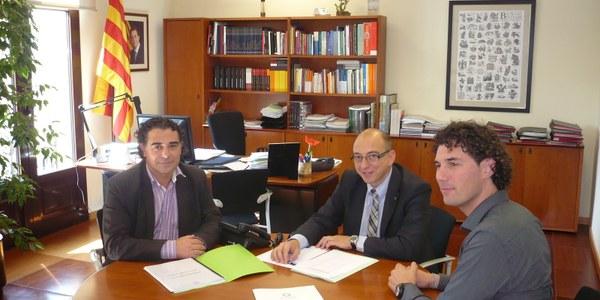 El Consell Comarcal exigeix el pagament del deute i la implicació de la Generalitat en la promoció de l'Enoturisme