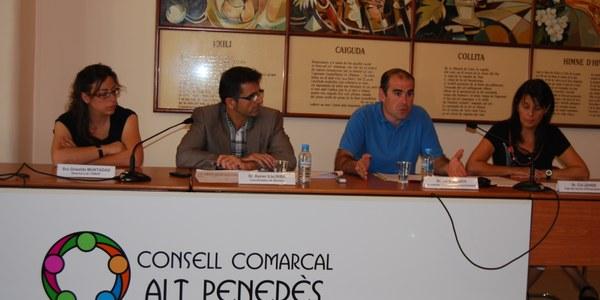 El Consell Comarcal farà una proposta als ajuntaments per mantenir el transport no obligatori