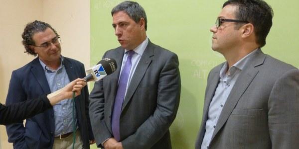 EL DIRECTOR GENERAL D'ADMINISTRACIÓ LOCAL AL CONSELL D'ALCALDES DE L'ALT PENEDÈS