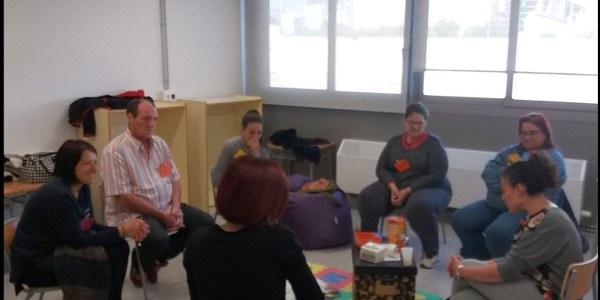 ESPAI DE TROBADA PER A FAMÍLIES A TORRELLES DE FOIX I SANT QUINTÍ DE MEDIONA