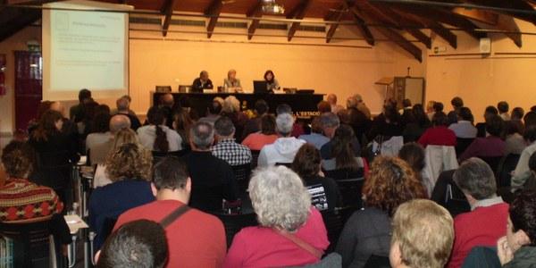 Èxit de la segona jornada de formació per a associacions organitzada pels consells comarcals de l'Alt i el Baix Penedès amb la col•laboració de l'Ajuntament del Vendrell