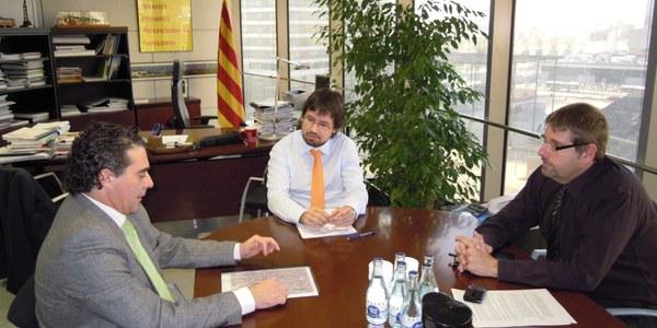 Francesc Olivella proposa que l'1% cultural de la C-15 recaigui en un projecte cultural de l'Alt Penedès