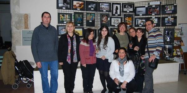 """INAUGURADA L'EXPOSICIÓ DE FOTOGRAFIA """"PER LA IGUALTAT: ACTIVA'T"""" AL CONSELL COMARCAL DE L'ALT PENEDÈS"""