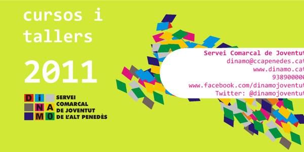 Ja està disponible el calendari 2011 per a joves del DINAMO... amb premi!