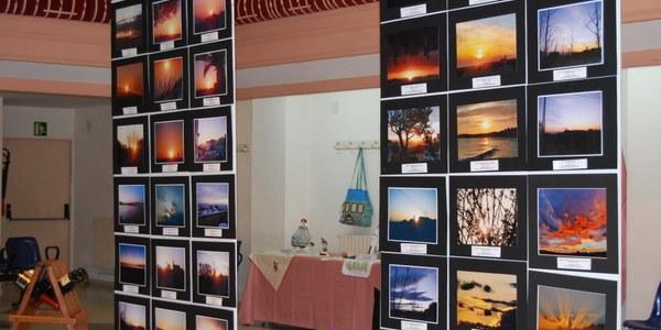 MOSTRACTIVA I EXPOSICIÓ DE FOTOGRAFIES DE LA GENT GRAN AL CASAL D'AVIS DE MOJA