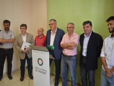 PROJECTE DE RESTAURACIÓ AMBIENTAL DEL PANTÀ DEL FOIX