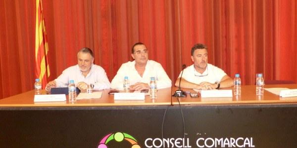 SESSIÓ PLENÀRIA DEL CONSELL D'ALCALDES DE L'ALT PENEDÈS