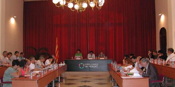 EL CONSELL COMARCAL APOSTA PER UNS SERVEIS SOCIALS PROPERS A LA CIUTADANIA