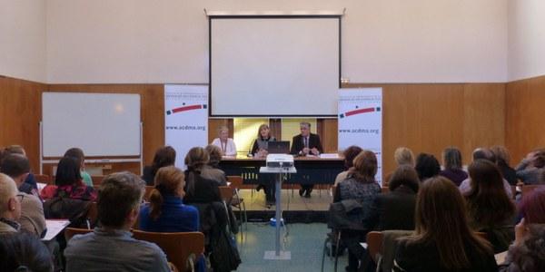 Vilafranca va acollir una jornada de professionals de la mediació de conflictes