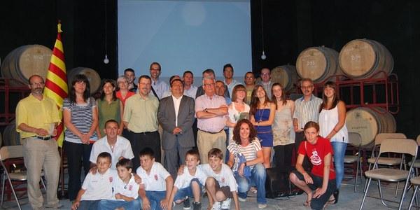 XI edició de la Festa de l'Esport de l'Alt Penedès