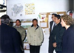 Visita Alcalde de León i Alcalde de Puerto Cabezas