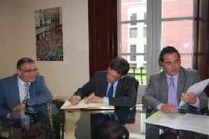 Visita del Conseller de Territori i Sostenibilitat