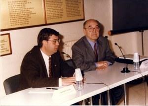 Visita del Director del Pla Territorial Metropolità de Barcelona