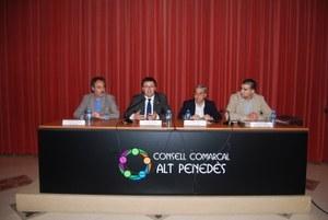 Visita del Director General de Joventut de la Generalitat de Catalunya