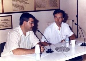 Visita del Secretari General de la Federació de Municipis de Catalunya