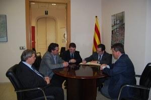 Vicepresident segon de la Diputació de Barcelona
