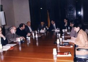 Visita del President Associació Catalana de Municipis