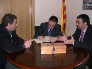 Visita Secretari de Comerç i Turisme